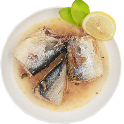Canned mackerel recipe