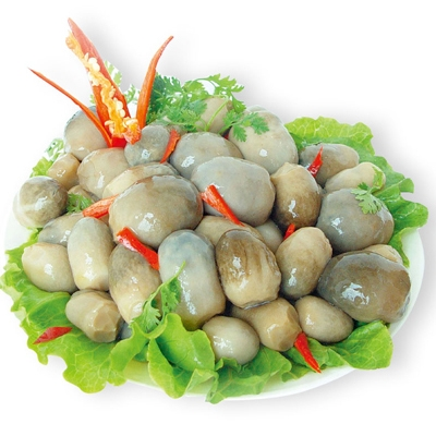 Canned Straw Mushroom Whole - HangFat
