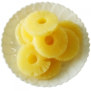 Tinned pineapple