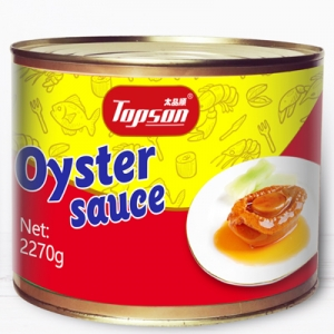 Chinese oyster sauce