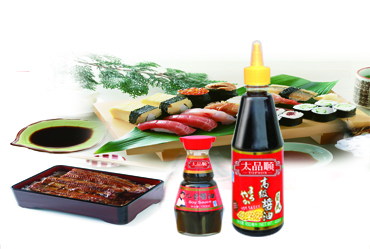 The Introduction Of Soy Sauce