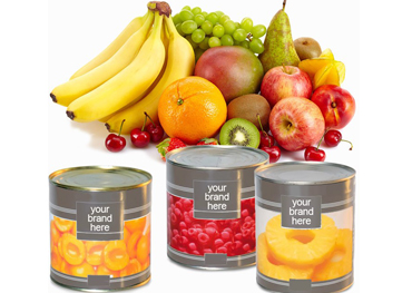 China's canned fruit industry has great potential for development