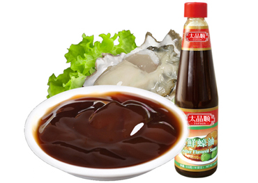 What kind of dish is suitable for oyster sauce?