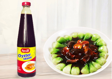 Production process of oyster sauce