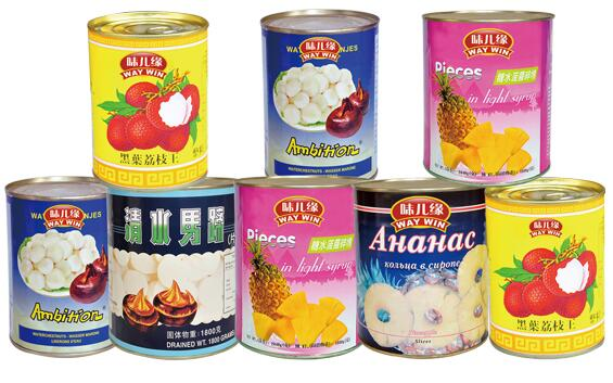 What makes canned fruit and vegetables so good?