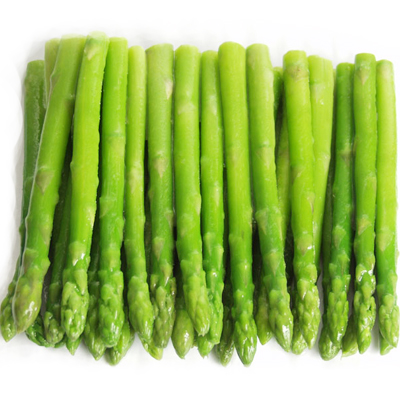 Nutritional value of canned asparagus